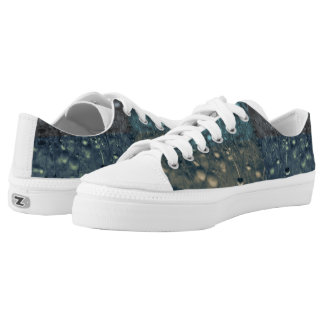 Stylish wildflowers from South-Africa... Low-Top Sneakers