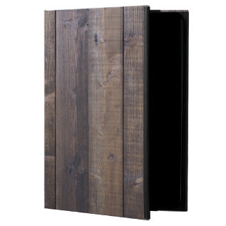 Stylish Wood Look - Nature Wood Grain Texture Powis Ipad Air 2 Case at Zazzle