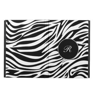 Stylish Zebra iPad Air Case