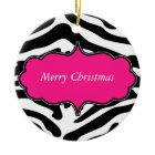 Stylish Zebra Print