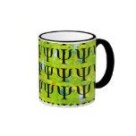 Stylishly Modern Psychology Coffee Mug