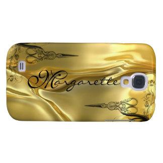 Stylist Gold Samsung Galaxy S4 Cover