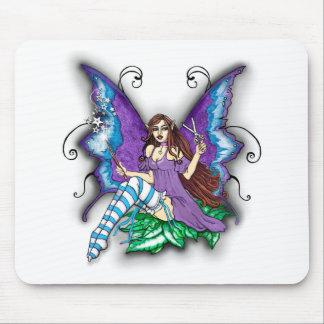 Stylist-Hair Dresser Fairy Mouse Pad