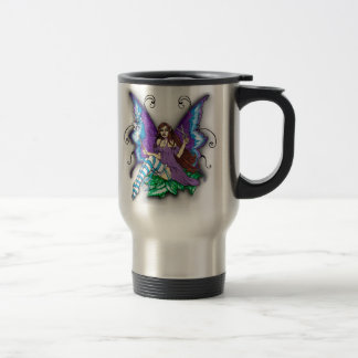 Stylist-Hair Dresser Fairy Travel Mug