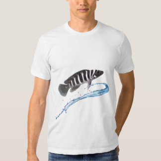 Stylized African Cichlid Neolamprologus T Shirt