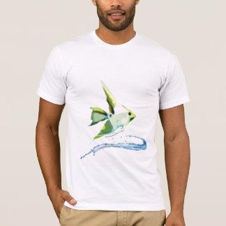 Stylized Angelfish T-Shirt