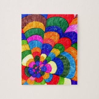 Stylized Art Background2 Jigsaw Puzzle