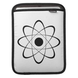 Stylized Atom Symbol Sleeve For iPads
