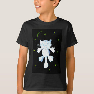 Stylized Cat Silhouette2 T-Shirt