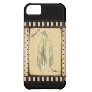 Stylized Chic Cover For iPhone 5C