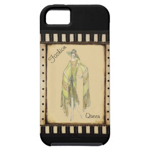 Stylized Chic iPhone 5 Covers