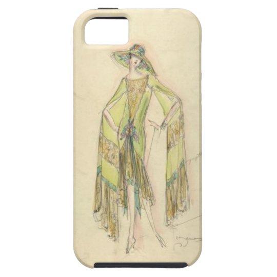 Stylized Chic iPhone SE/5/5s Case