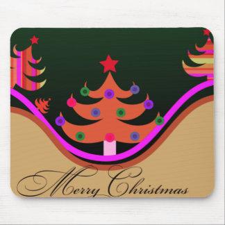 Stylized Christmas Tree Mousepad