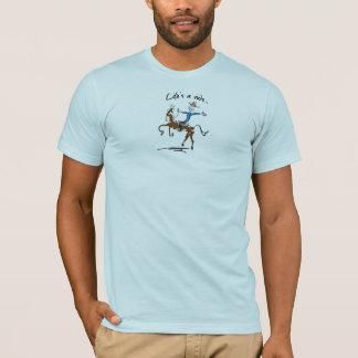Stylized Cowboy T-Shirt