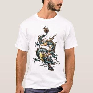 Stylized Dragon 07 T-Shirt