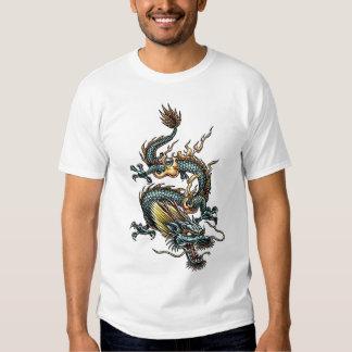 Stylized Dragon 07 Tee Shirt