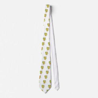 Stylized Dragon Neck Tie