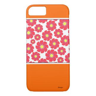 Stylized Flowers iPhone 8/7 Case