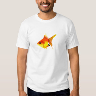 Stylized Goldfish T-Shirt