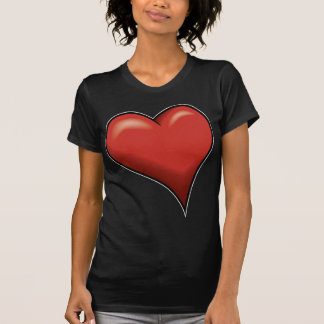 Stylized Heart T-shirts