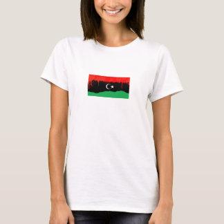 Stylized Kingdom of Libya Flag T-Shirt
