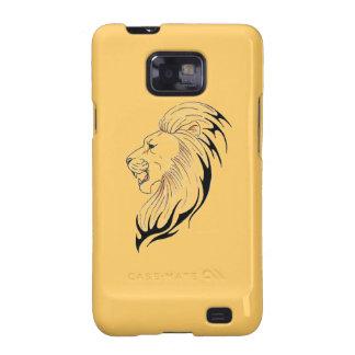 Stylized Lion Samsung Galaxy S Case