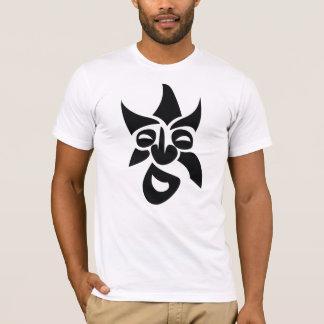 Stylized Mask T-Shirt