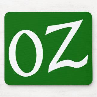 Stylized Oz mousepad