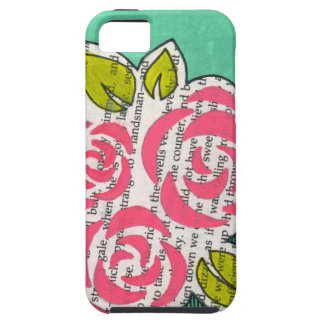 Stylized Rose Bouquet iPhone 5 Case