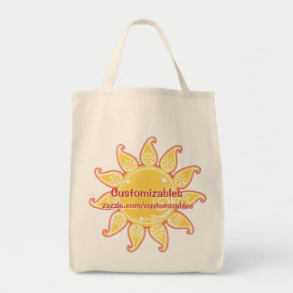 Stylized Sun Bag