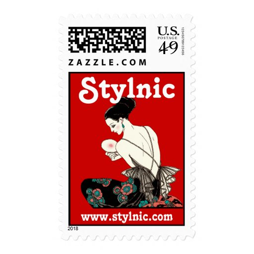 Stylnic Fashion Promo Postage Stamp