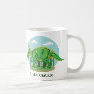 Styracosaurus Coffee Mug
