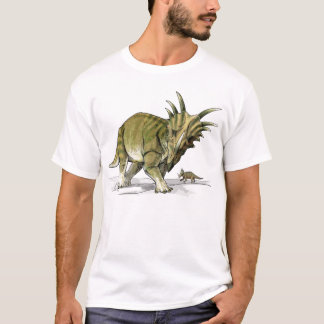 Styracosaurus - Cretacous Dinosaur T-Shirt