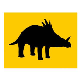 Styracosaurus Dino Dinosaur Postcards