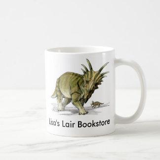 Styracosaurus - promo de la librería del dinosauri tazas