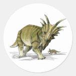 Styracosaurus Stickers