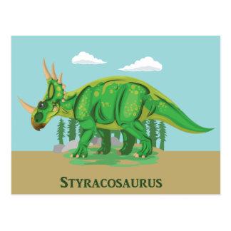 Styracosaurus Postal