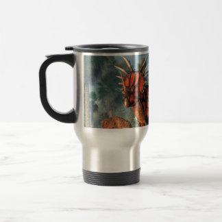 Styracosaurus Travel Mug