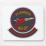 SU-30 FLANKER MOUSE PAD