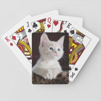 Su ajuste del personalizado de la foto baraja de cartas
