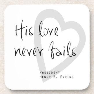 su amor nunca falla cita eyring de los lds del posavaso