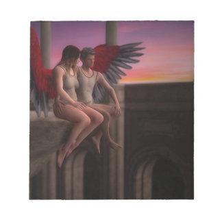 su ángel blocs de papel