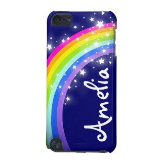 """""""Su"""" (arco iris conocido de la letra 6) en la caja Carcasa Para iPod Touch 5"""