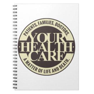 Su atención sanitaria libro de apuntes