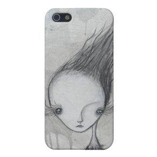 Su belleza es simple iPhone 5 cárcasas