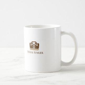 Su blanco de Styler taza blanca clásica de 325 ml