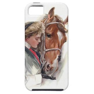 Su caballo preferido iPhone 5 Case-Mate cárcasas