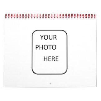 Su calendario de la foto