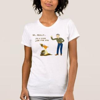 Su camisa de Pelican Oil Company