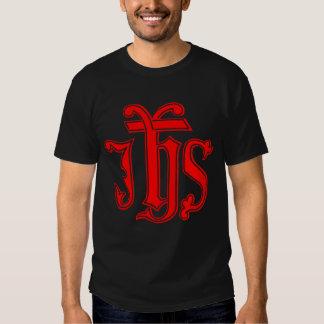 SU camisa del monograma